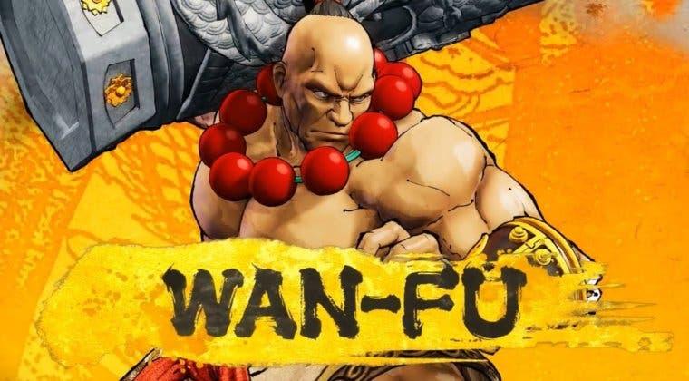 Imagen de Samurai Shodown fecha el lanzamiento de Wan-Fu mediante nuevo DLC