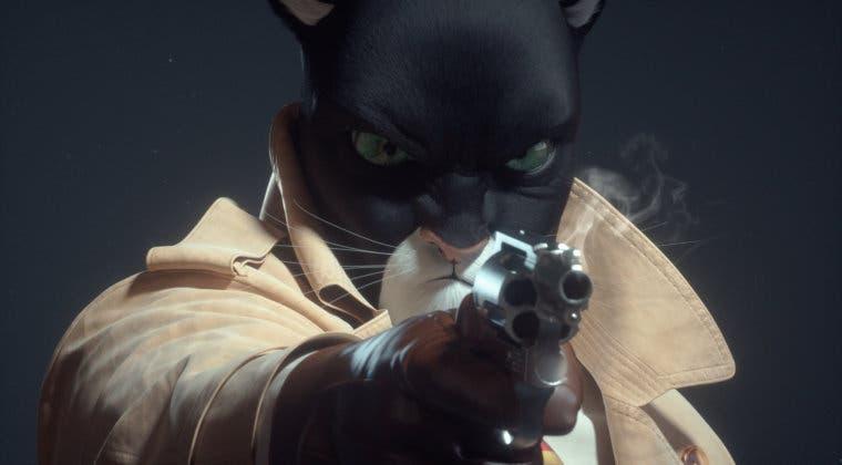 Imagen de Pendulo Studios soñaba con adaptar Blacksad desde 2011
