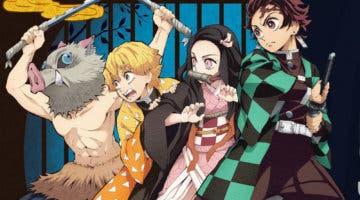 Imagen de Kimetsu no Yaiba arrasa en una encuesta de popularidad de anime