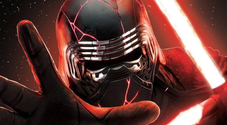 Imagen de Adam Driver y J.J. Abrams explican la importancia del casco de Kylo Ren en El Ascenso de Skywalker