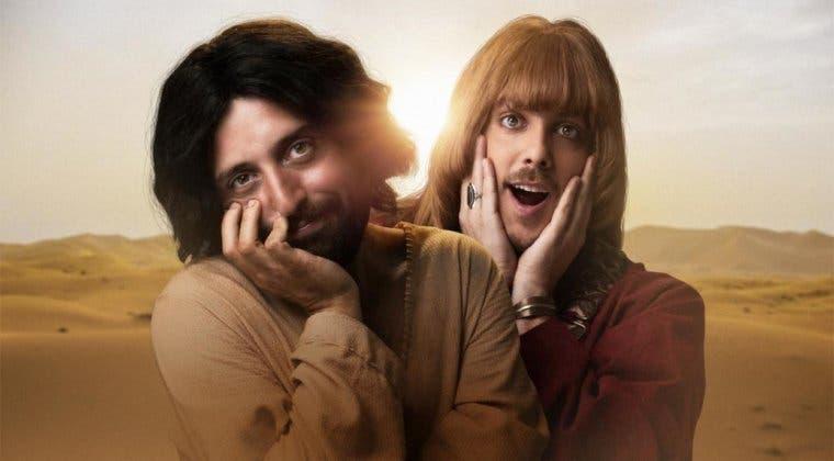 Imagen de Surge el movimiento #CanceloNetflix a raíz de la película que representa a Jesucristo como gay