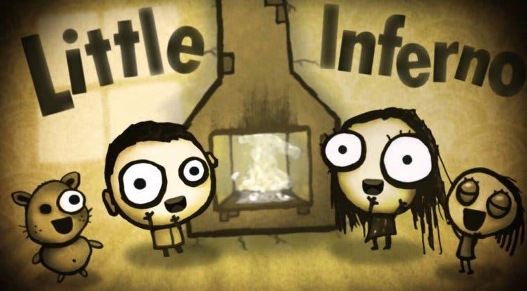 Imagen de Descarga ya gratis Little Inferno en Epic Games Store