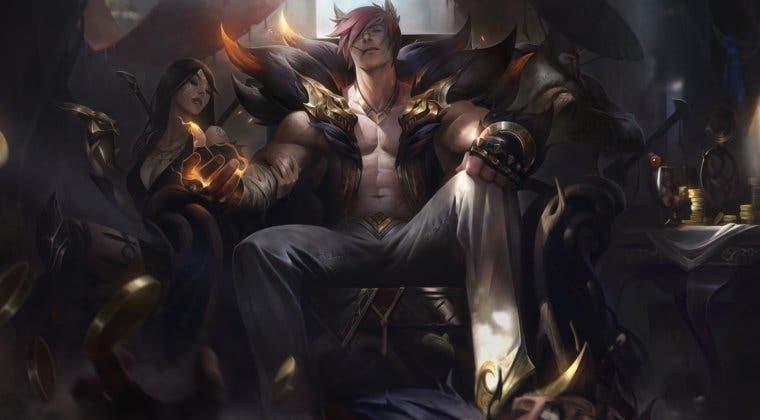 Imagen de Así es Sett, otro campeón más que se suma a League of Legends