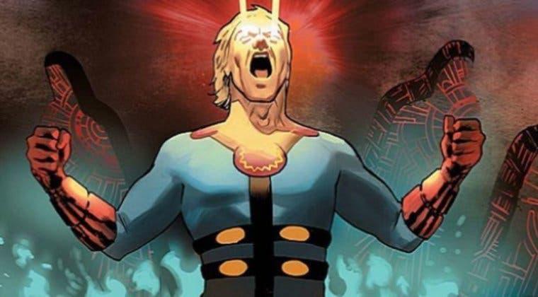 Imagen de Los Eternos tendrá el primer beso gay de las películas de Marvel