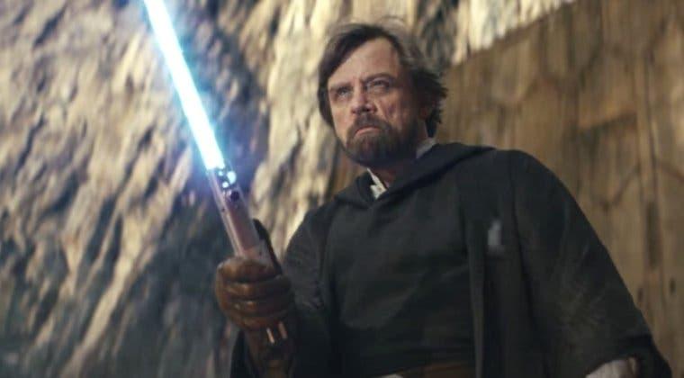 Imagen de Un nuevo libro de Star Wars explica lo que le pasó a Luke en Los Últimos Jedi