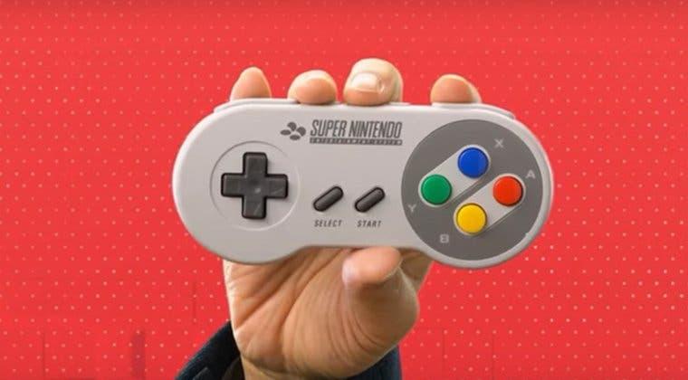 Imagen de Se agotan las existencias de mandos de SNES para Nintendo Switch