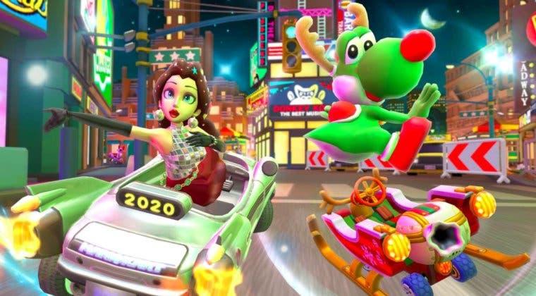 Imagen de Mario Kart Tour concreta su segunda prueba para el modo multijugador abierta a todo el mundo