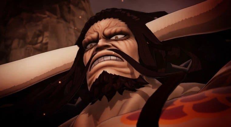 Imagen de Este es el nuevo y espectacular tráiler de One Piece: Pirate Warriors 4