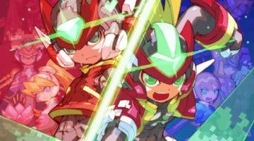 Imagen de Mega Man Zero / ZX Legacy Collection lanza su tráiler 'Red Hero'