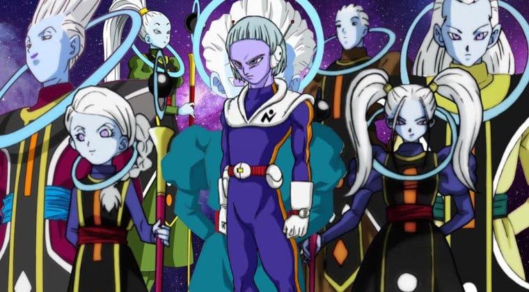 Imagen de Después de Merus, estos son todos los ángeles de Dragon Ball Super