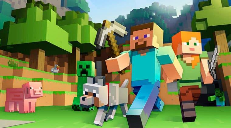 Imagen de Pidió el videojuego Minecraft a su abuelo y no creerás lo que recibió por Navidad
