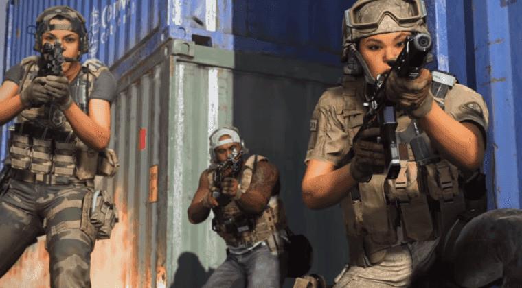 Imagen de Call of Duty: Modern Warfare refuerza la fecha de lanzamiento de su Battle Royale