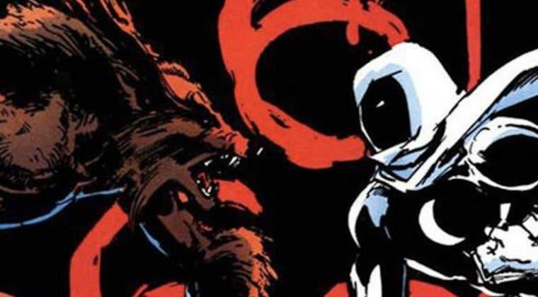 Imagen de El Hombre Lobo podría aparecer en Moon Knight