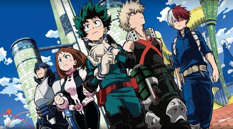 Imagen de Así es el nuevo anuncio de My Hero One's Justice 2 emitido en Japón