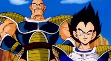 Imagen de Dragon Ball Z: ¿Dwayne Johnson y Kevin Hart como Nappa y Vegeta? No te pierdas este montaje