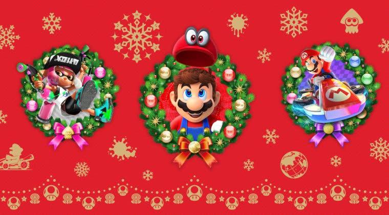 Imagen de Nintendo pone fecha a sus ofertas navideñas en la eShop con más de 700 títulos