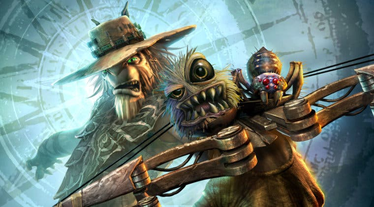 Imagen de Oddworld: Stranger's Wrath HD para Switch en formato físico no llegará finalmente en abril