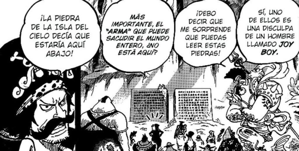 Imagen de One Piece: crítica y resumen del capítulo 967 del manga