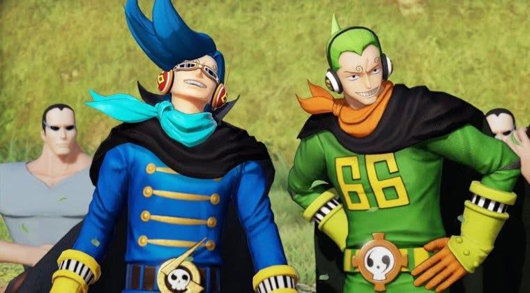 Imagen de One Piece: Pirate Warriors 4 anuncia sus cuatro modos multijugador