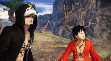 Imagen de One Piece: Pirate Warriors 4 muestra el arco argumental de Marineford en nuevo tráiler