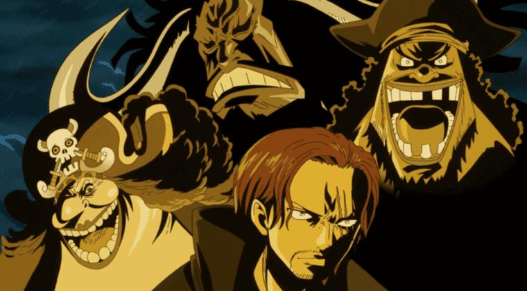 Imagen de One Piece: Pirate Warriors 4 confirma a dos de los Yonkou como personajes jugables
