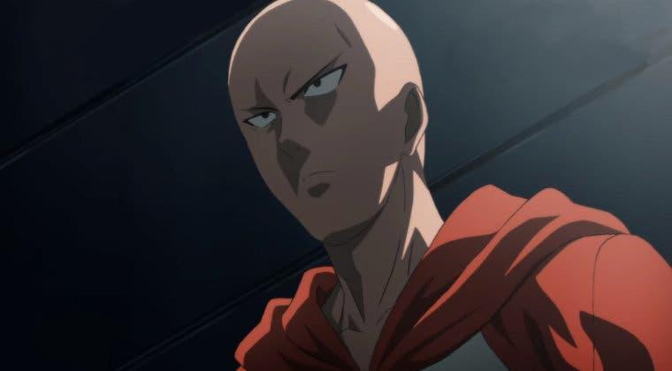 Imagen de One Punch Man luce un adelanto del cuarto OVA en su segunda temporada