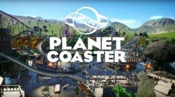 Imagen de Planet Coaster: Console Edition nos recuerda que debutará el próximo verano
