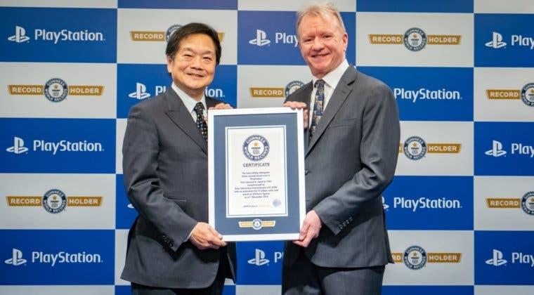 Imagen de PlayStation recibe un Récord Guinness por su exitosa trayectoria