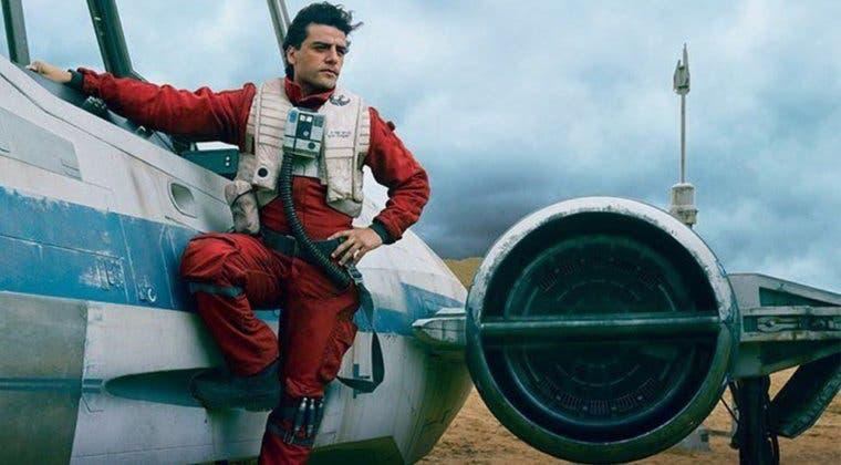 Imagen de Oscar Isaac no está interesado en una serie de Poe Dameron para Disney +