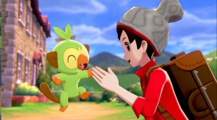 Imagen de Pokémon Espada y Escudo ya ha vendido más de dos millones de copias en Japón