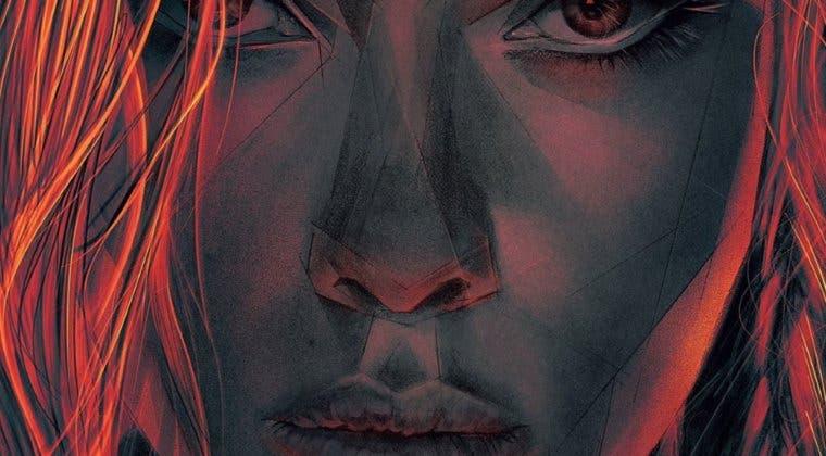 Imagen de Viuda Negra se corona con su nuevo póster en la Comic-Con de Brasil