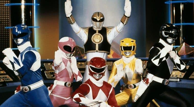 Imagen de Paramount prepara un reboot de Power Rangers ambientado en los 90