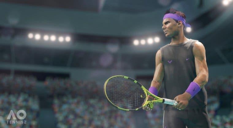Imagen de AO Tennis 2 presenta su nuevo editor de contenido