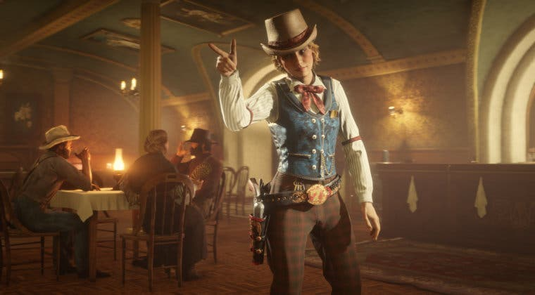 Imagen de Red Dead Online da la bienvenida al nuevo oficio: Licoristas