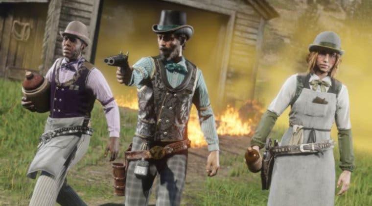 Imagen de Recompensas para los jugadores de Red Dead Online según su nivel