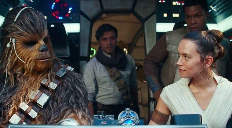 Imagen de ¿Volverán Rey, Finn y Poe a la saga tras Star Wars: El ascenso de Skywalker?