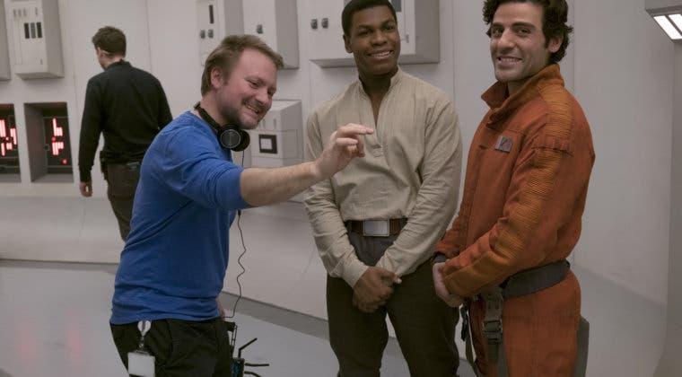 Imagen de Los fans de Star Wars agradecen a Rian Johnson su trabajo en Los Últimos Jedi