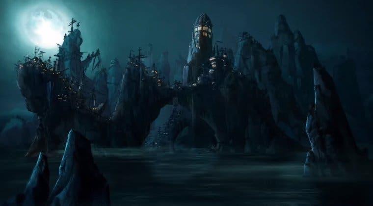 Imagen de Ruined King: A League of Legends Story es el primer título para un jugador de Riot Forge