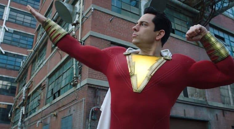 Imagen de Warner Bros ya sabe cuándo comenzará el rodaje de Shazam 2 (si el Covid-19 remite)