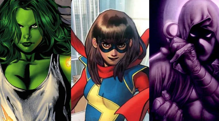Imagen de Kevin Feige revela cuándo estarán listas Ms. Marvel, Moon Knight y She-Hulk