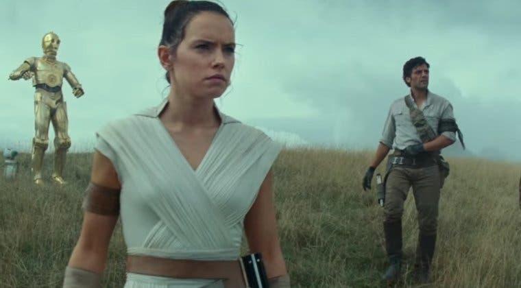 Imagen de Star Wars: El ascenso de Skywalker revela la vuelta de una personaje