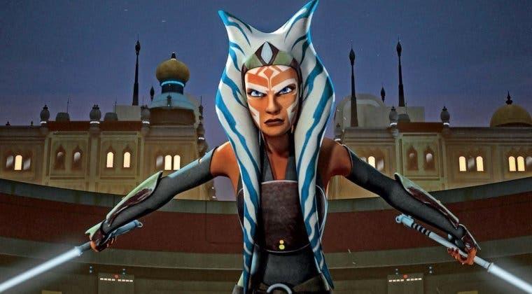 Imagen de ¿Está muerta Ahsoka en Star Wars: El Ascenso de Skywalker?