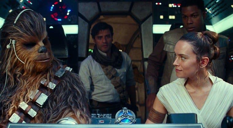 Imagen de Star Wars: el ascenso de Skywalker - El título alternativo que nunca fue