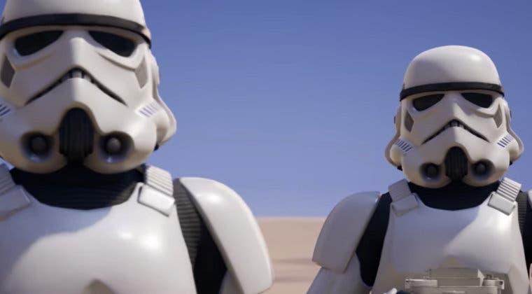 Imagen de Star Wars: El Ascenso de Skywalker y Fortnite se unen en un evento muy especial
