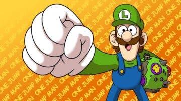 Imagen de Fusionan a Super Smash Bros. y One Punch Man en un épico vídeo
