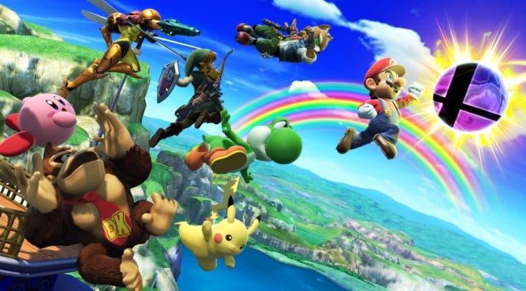 Imagen de Super Smash Bros. Ultimate presenta un nuevo evento: 'Coronas y tiaras'