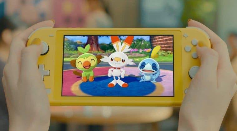 Imagen de Nintendo Switch y Pokémon Espada y Escudo establecen un nuevo récord en Acción de Gracias