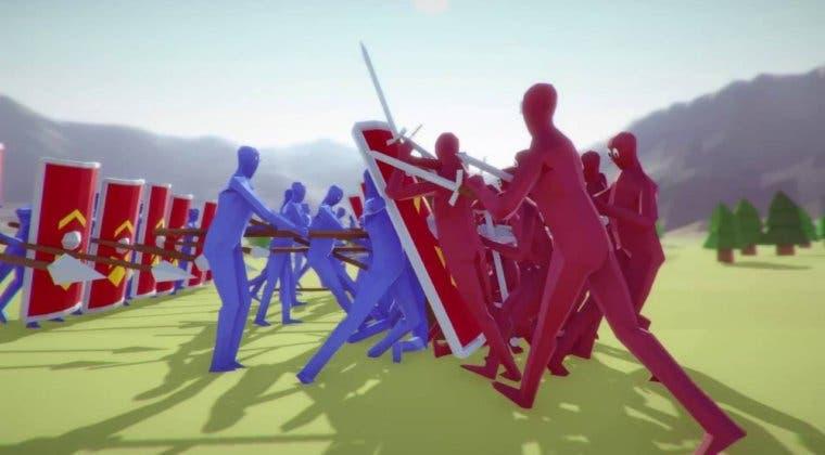 Imagen de Descarga ya gratis Totally Accurate Battle Simulator en Epic Games Store