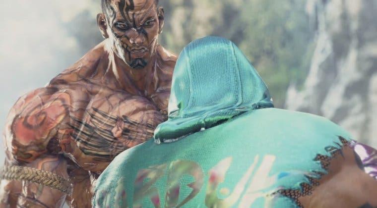 Imagen de Tekken 7 anuncia nuevo personaje y fecha a Ganryu y Leroy Smith