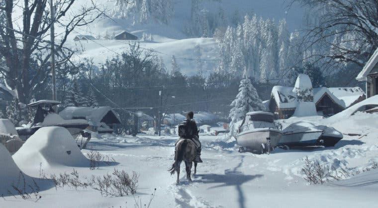 Imagen de Los creadores de The Last of Us 2 felicitan las Navidades mostrando el invierno en el juego